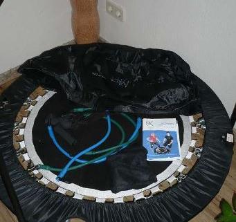 Mini trampoline Maximus Pro 2