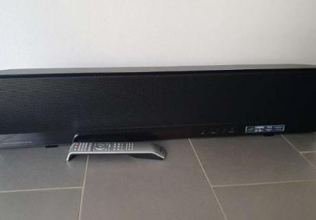 Yamaha YSP-4100B Soundbar 1