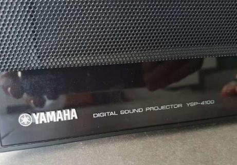 Yamaha YSP-4100B Soundbar 2