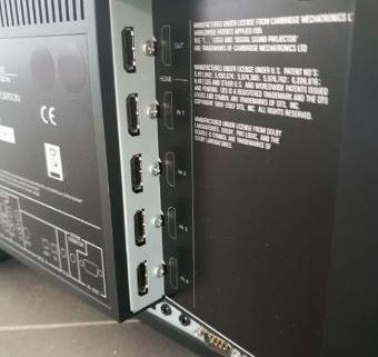 Yamaha YSP-4100B Soundbar 4