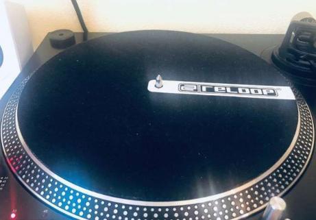 platine vinyle Reloop 1
