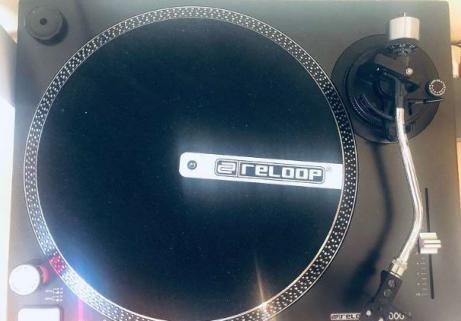 platine vinyle Reloop 2