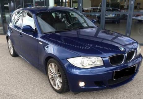 BMW 120 i 1