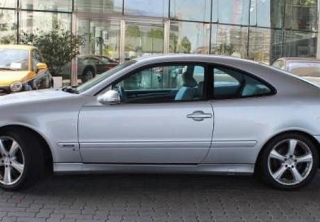 Mercedes-Benz CLK 200 2
