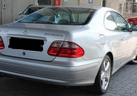 Mercedes-Benz CLK 200 3