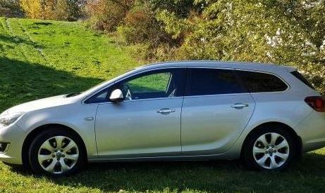 Opel Astra ST 1.7 CDTI 1