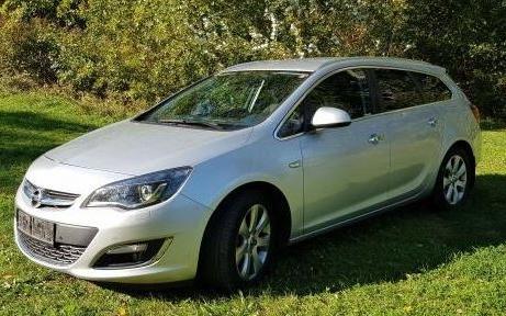 Opel Astra ST 1.7 CDTI 2