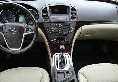 Opel Insignia 2.0 Turbo essence 2
