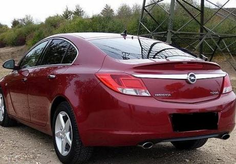 Opel Insignia 2.0 Turbo essence 4
