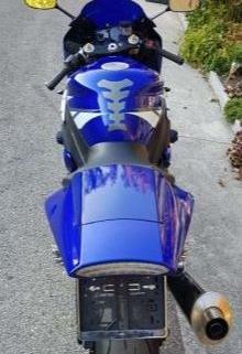 Yamaha YZF-R1 RN09 3