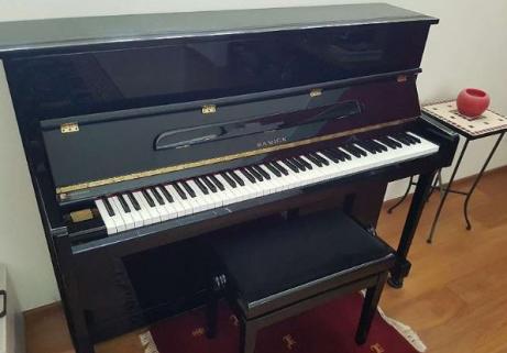 Pianino Samick 1