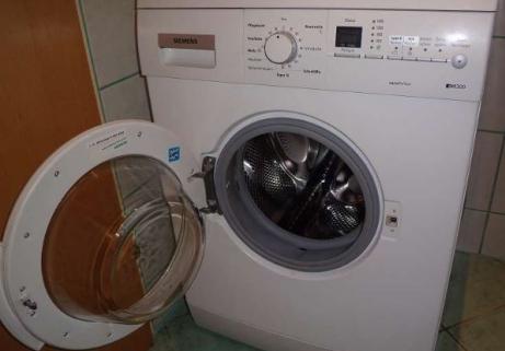 Machine à laver - SIEMENS 2