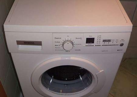 Machine à laver - SIEMENS 3