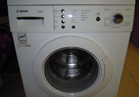 Lave-linge Bosch avec séchoir 1