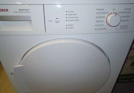 Lave-linge Bosch avec séchoir 2