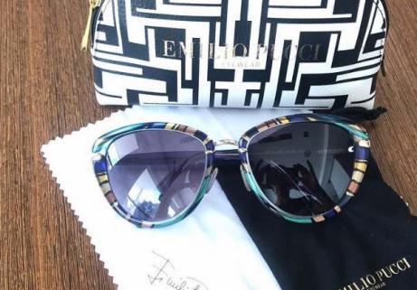 Emilio Pucci lunettes de soleil 1