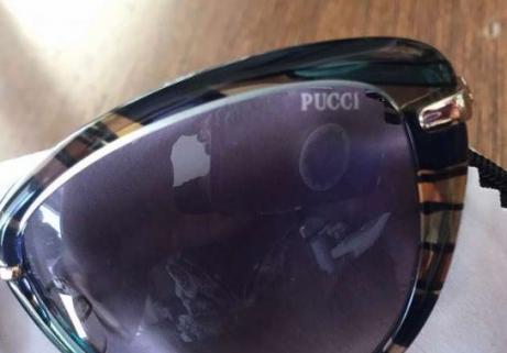 Emilio Pucci lunettes de soleil 2