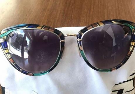 Emilio Pucci lunettes de soleil 3