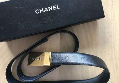Ceinture Vintage Chanel 1
