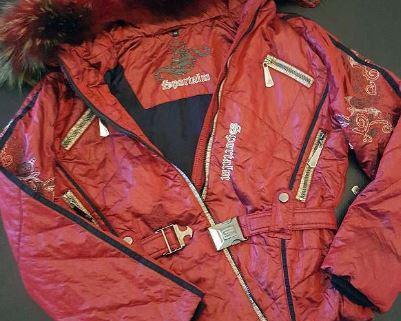 Veste de ski sportalm taille 44 1