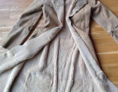 Manteau Lapin Élégant Taille 38 1