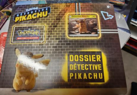 coffret spécial pokemon détective 1