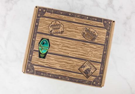 funko treasure box maleficent 1