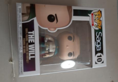 funko pop the will 1