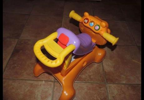 Hippo trotteur 3