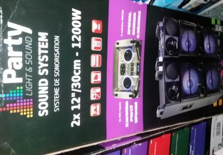 Système Sonorisation 2