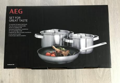 Set cuisine AEG 1