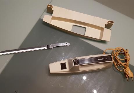 Couteau électrique Moulinex 1