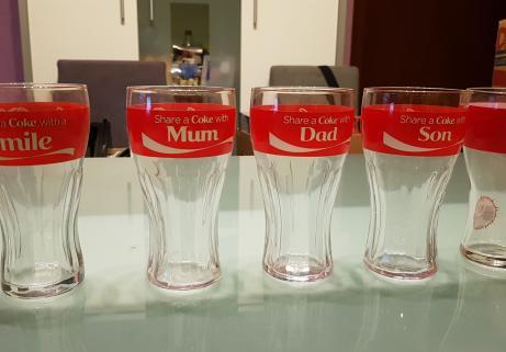 Verres Coca Cola 3