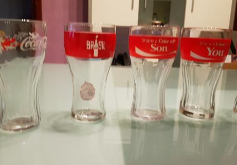 Verres Coca Cola 2