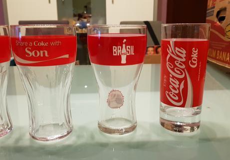 Verres Coca Cola 4
