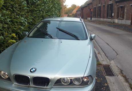 BMW 525 diesel année 2002 1