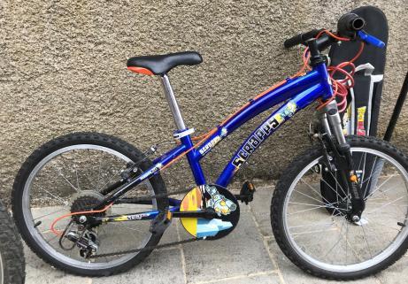Vélo enfant 4 - 6 ans Go-Sport 1