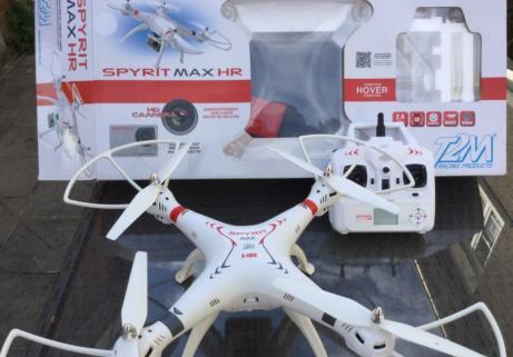 Drone Spyrit Max HR T2M 1