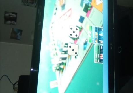Télévision écran plat 1
