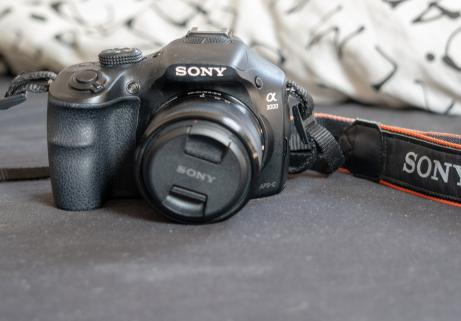 Sony A3000 + objectif 18-55 1