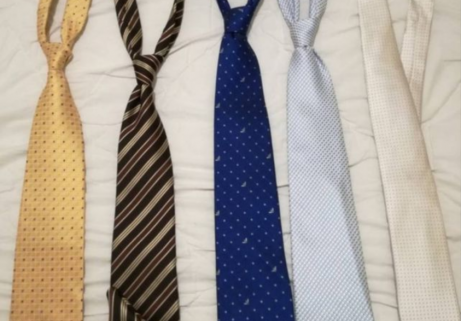 Lot de cravates 1