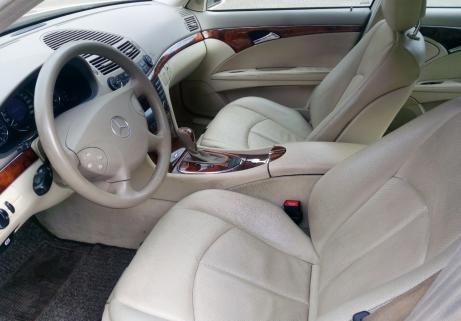 Mercedes classe E 200 CDI 2