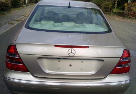 Mercedes classe E 200 CDI 3