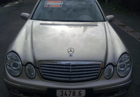 Mercedes classe E 200 CDI 5