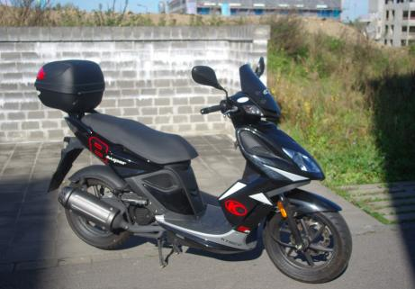 Scooter Kymco 50cc Super 8 2tp 1