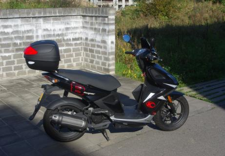 Scooter Kymco 50cc Super 8 2tp 2