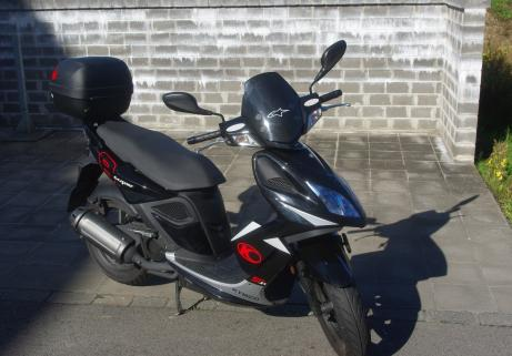 Scooter Kymco 50cc Super 8 2tp 3