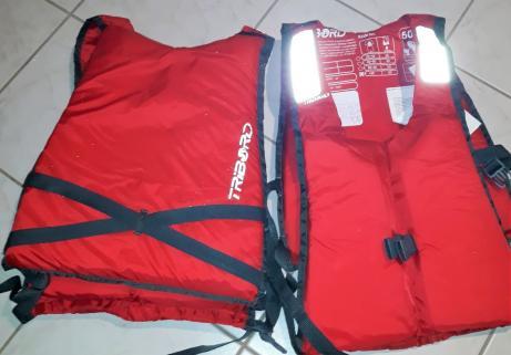 Gilets de sauvetage Tribord 50N 2