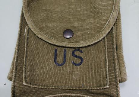 pochette armée US pour ceinture, militaire, airsoft, paintball, camping, pèche 1