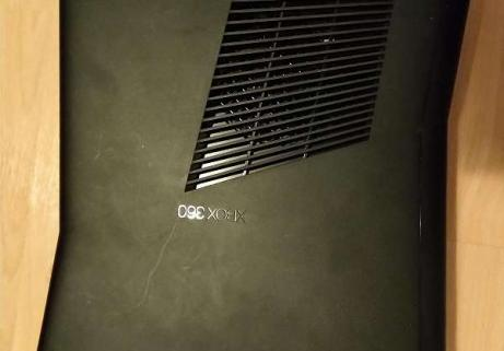 XBOX 360 Slim 4 Go (Noir) 2